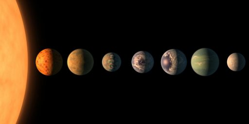 Scientists Have Discovered An Entire System Of Earth-Like Exoplanets