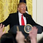 Trump East Room  Press Conference