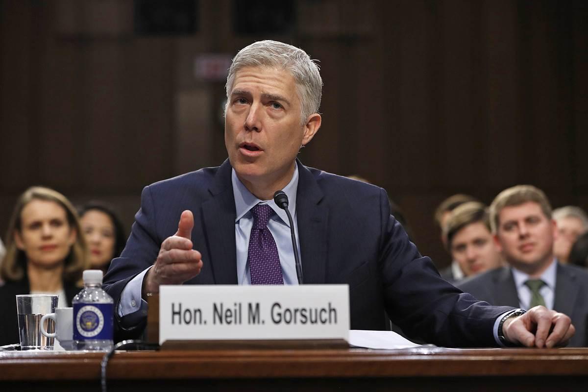 Neil Gorsuch