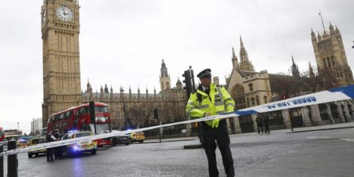 At Least Three Dead, Twenty Injured, In Apparent Terror Attack In London