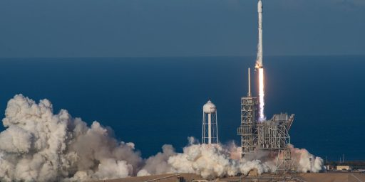SpaceX Successfully Launches Payload Using Recycled Rocket