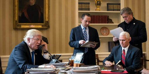 Reince Priebus Is Out As White House Chief Of Staff, But The Chaos Is Likely To Continue