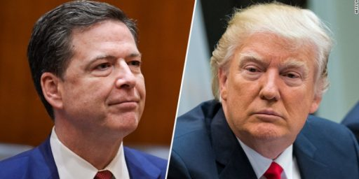 James Comey Will Testify Before Congress, And Confirm Pressure By Trump To Drop Investigation