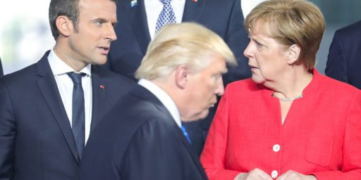 Donald Trump's European Vacation