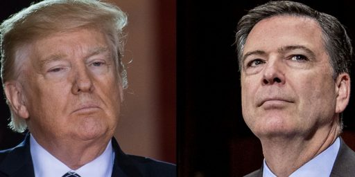 The Russia Investigation And The Comey Firing: Coincidences, Or Something More?