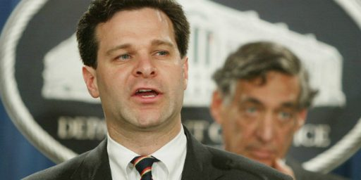 Trump Names Former Justice Dept. Official Christopher Wray to Be F.B.I. Director