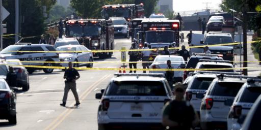 Congressman Shot, Others Injured, At Congressional Baseball Practice