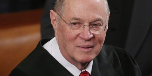 Anthony Kennedy Drops A Big Hint About Potential Retirement in 2018