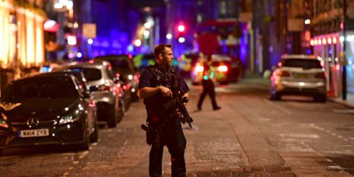 Six Killed, Dozens Injured, In Late Night Terror Attack In London