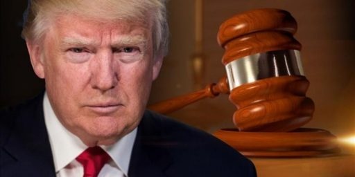 Donald Trump's Unqualified Judges