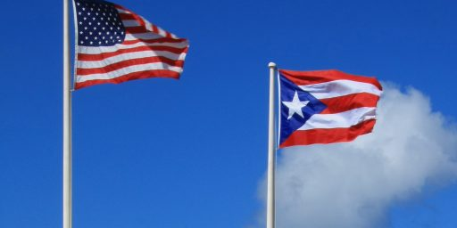 Puerto Rico To Vote On Statehood For Fifth Time In Fifty Years