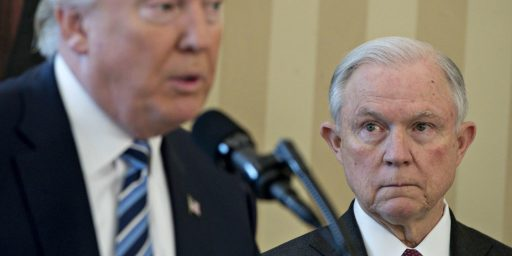 Trump Openly Humiliated Jeff Sessions After Mueller Appointment