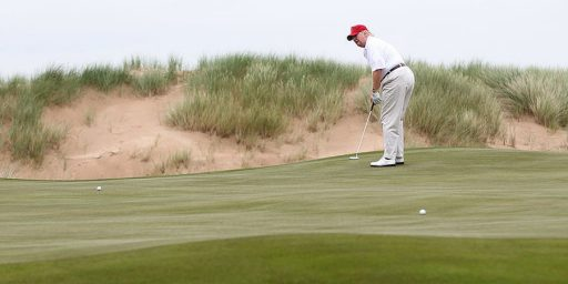 Trump's Travels On Pace To Cost Taxpayers More In One Year Than Obama Did In Eight