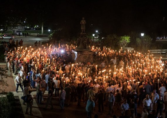Charlottesville Nazi Rally