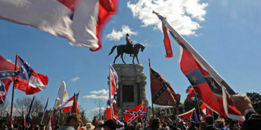 Removing Confederate Statues Is Not 'Erasing History'