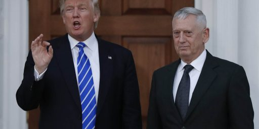 Defense Secretary Mattis Joins Tillerson In Rebuking Trump Over Charlottesville