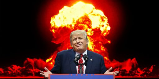 Trump Calls On Senate GOP Go Nuclear On Filibuster. That's Not Going To Happen