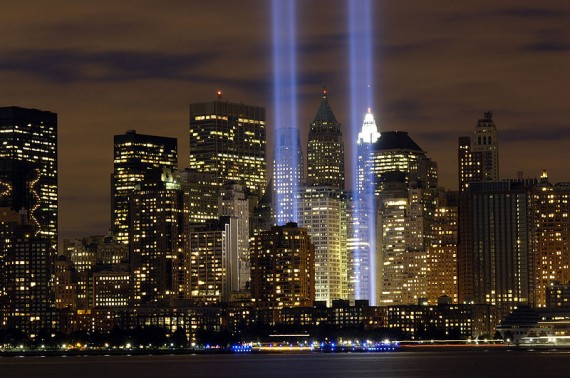 9-11-tribute-lights1-570x378