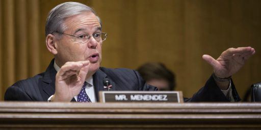 The Bob Menendez Trial Is Set To Begin, And It Could Have Big Implications In Washington