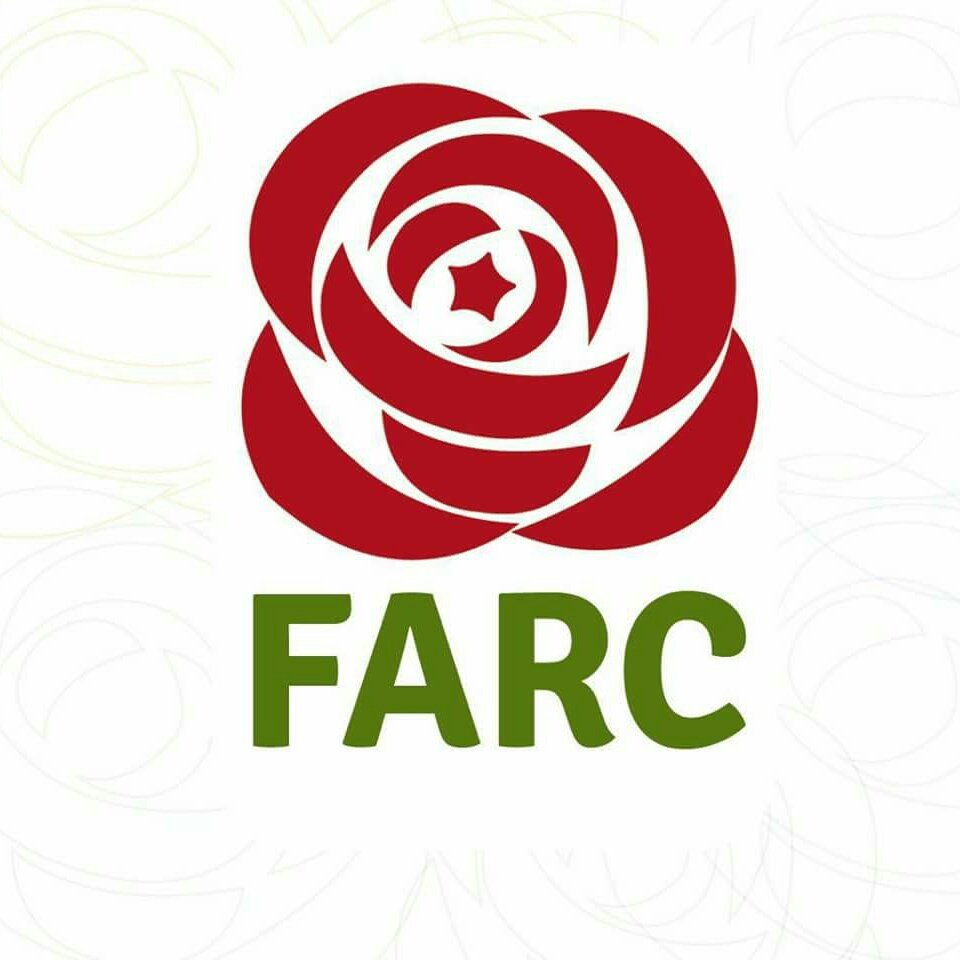FARC party logo