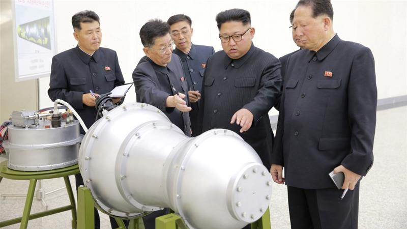 Kim Jong Un Bomb