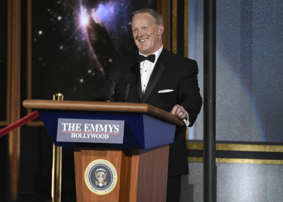 Sean Spicer Emmys