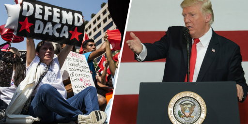 More Lawsuits Filed Over Trump's Decision To End DACA