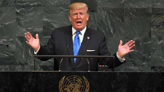 Trump General Assembly
