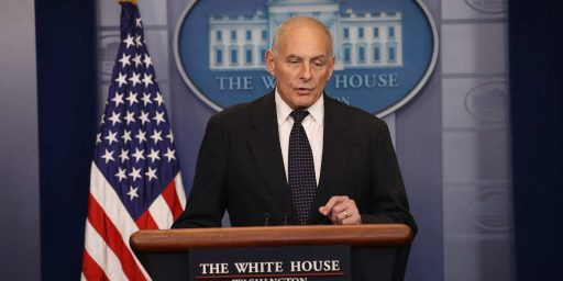 Kelly Tells Reporters Tillerson Was on the Toilet When Told of Firing
