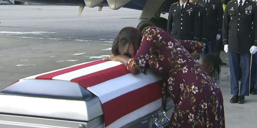 Gold Star Widow Speaks About Trump's Condolence Call, Trump Calls Her A Liar