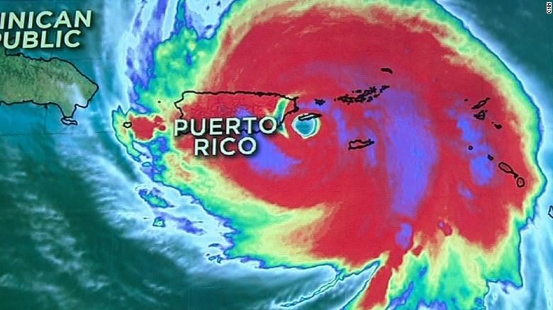 Puerto Rico Maria