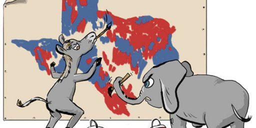 Supreme Court Appears Split In Political Gerrymandering Case
