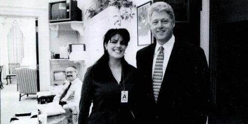 Democratic Senator Says Bill Clinton Should Have Resigned Over Lewinsky Affair