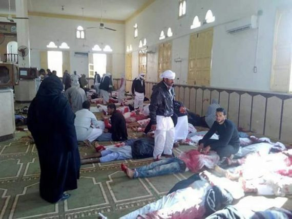 Egypt Mosque Attack