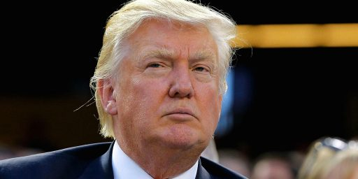 Donald Trump's Pettiness On Display Yet Again
