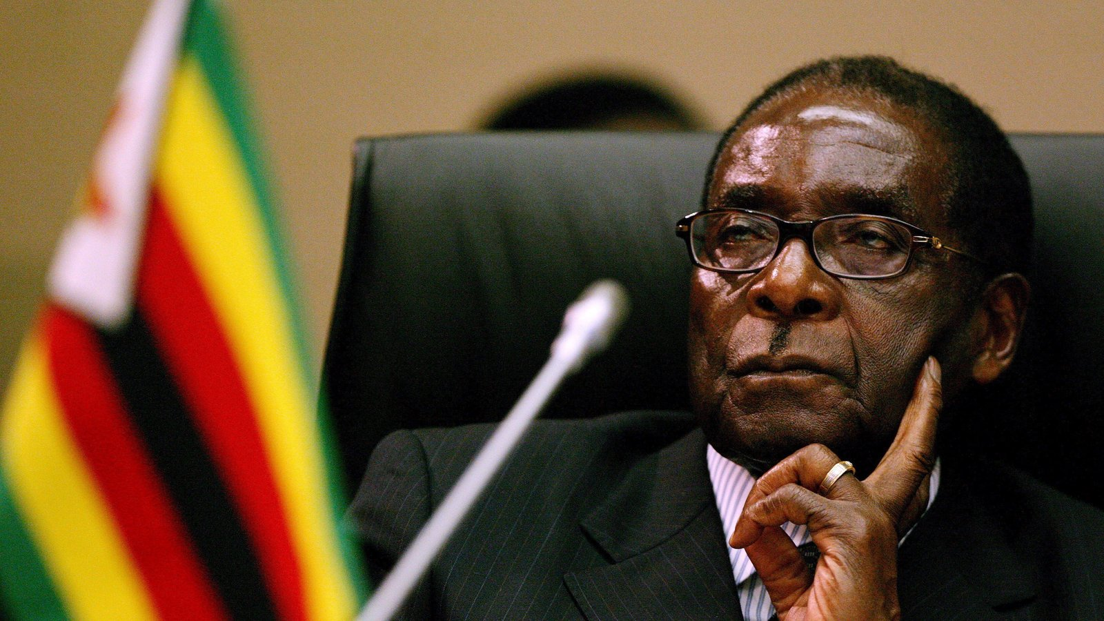 Zimbabwean President Robert Mugabe could hold fresh elections in two years