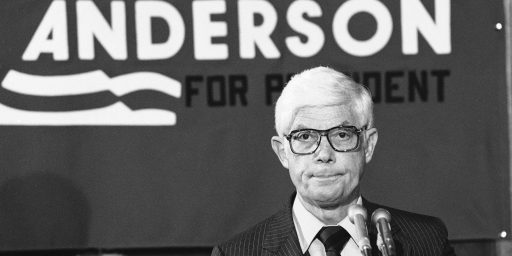 John Anderson, Independent Candidate For President in 1980, Dies At 95