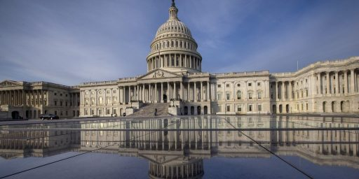 Senate Votes To Approve Agreement To Reopen Government, House Expected To Go Along