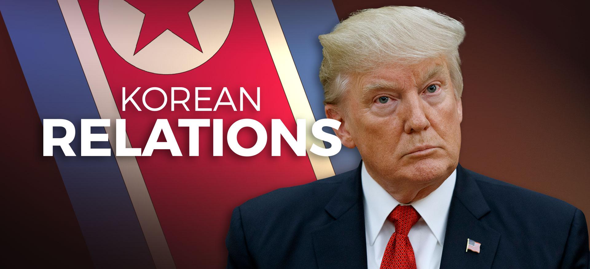 Trump Korean Relations
