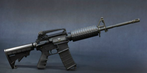 Are Laws Banning 'Assault Weapons' Unconstitutional? According To Four Federal Courts Of Appeal, They Aren't.