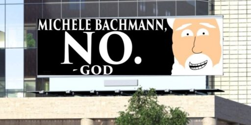 """Michele Bachmann Declines Run For Senate After Apparently Consulting """"God"""""""