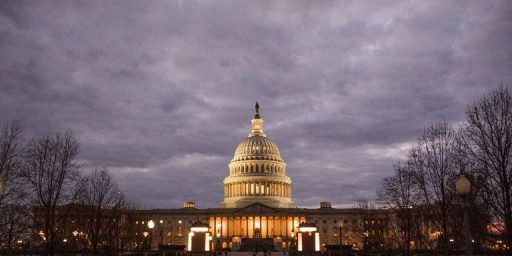 Congress Heads Back To Work With Both The Budget Unresolved And A Shutdown Looming