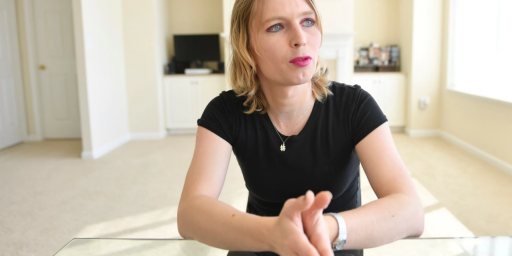 Chelsea Manning May Not Be Eligible To Run For Senate