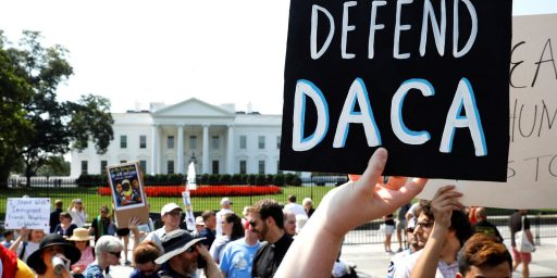 Second Federal Judge Places Hold On Trump Administration Decision To End DACA