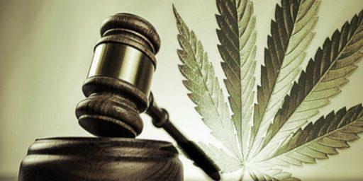 Federal Lawsuit Seeks To Challenge Federal Laws Against Marijuana