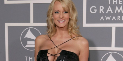 Stormy Daniels Interview To Air On 60 Minutes On March 25th