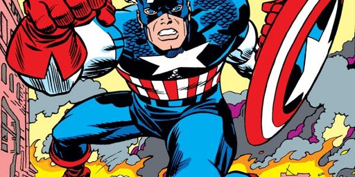 Ta-Nehisi Coates to Write Captain America