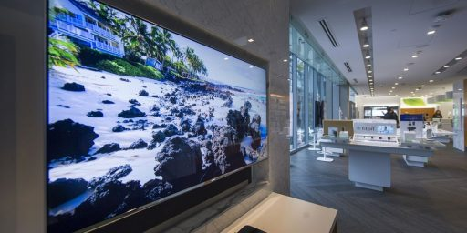 No, It's Not the Time to Buy a 4K TV