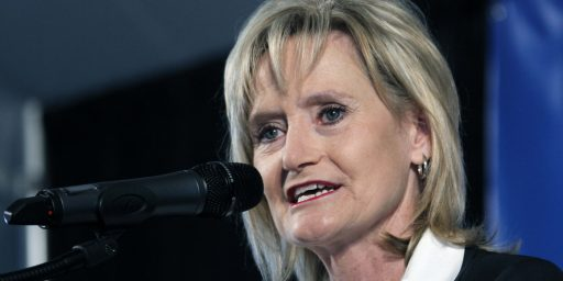 Mississippi Governor Taps Cindy Hyde-Smith To Replace Thad Cochran