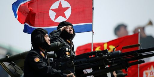 Responding to North Korea